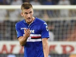 Dennis Praet, 24 anni, ha rinnovato con la Sampdoria. Getty