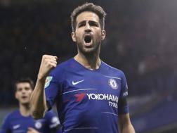 Cesc Fabregas, 31 anni, centrocampista spagnolo del Chelsea. Ap