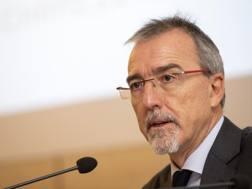 Pietro Gorlier, Chief operating officer di Fca per l'area Emea. Lapresse