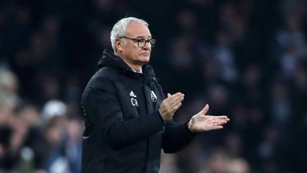 Cluadio Ranieri, nuovo allenatore del Fulham. Getty