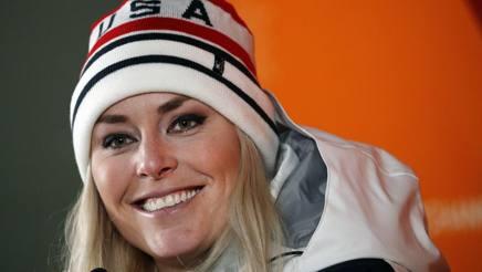 Lindsey Vonn, 34 anni. Ap