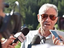Maurizio Zamparini. Getty