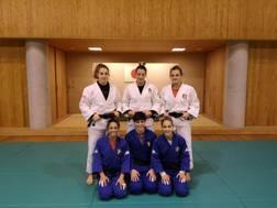 La nazionale di Judo