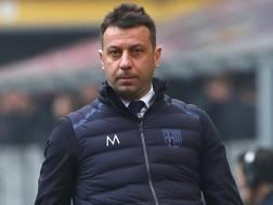 Roberto D'Aversa, tecnico del Parma. Getty