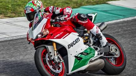 La Ducati Panigale R 1299 Final Edition