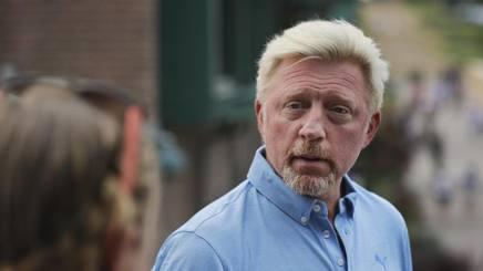 Boris Becker, 51 anni. AP