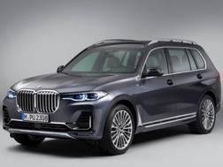 La nuova BMW X7 presentata a Los Angeles