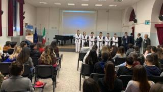 Un momento dell'incontro all'Istituto Kant di Roma