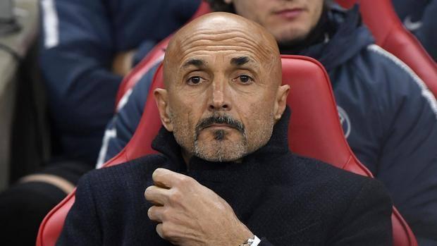 Luciano Spalletti, 59 anni, Epa