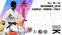 La locandina della quarta tappa Youth League, in porgramma a Caorle il14-15-16 dicembre