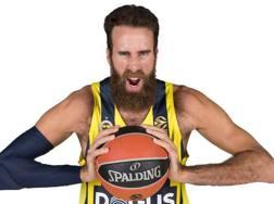 Gigi Datome, ala del Fenerbahçe e capitano azzurro.