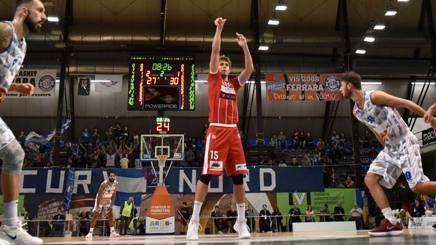 Daniel Donzelli, 22 anni, ala di Forlì