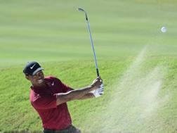 Tiger Woods, americano. Ap