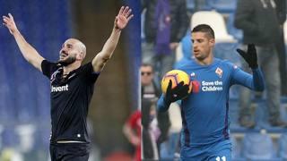 Riccardo Saponara e Kevin Mirallas, decisivi con i gol nel recupero. Ansa-Getty
