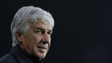 Gian Piero Gasperini, allenatore dell'Atalanta. Getty