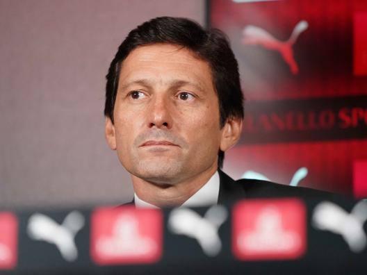 "Leonardo: ""Ibra non torna A gennaio due rinforzi"""