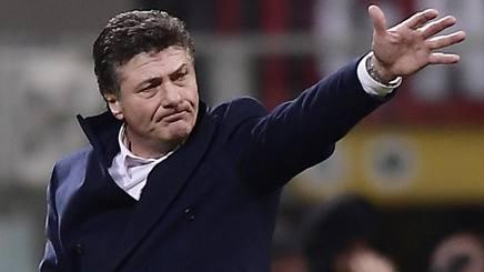 Walter Mazzarri, allenatore del Torino. Lapresse