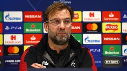 Jürgen Klopp, allenatore del Liverpool. Getty
