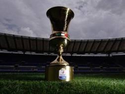 La Coppa Italia. Getty