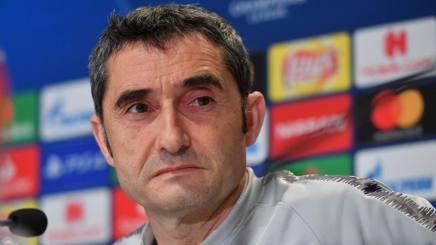 Ernesto Valverde, allenatore del Barcellona. Getty