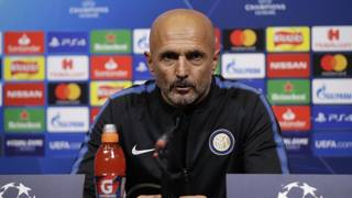 Luciano Spalletti, allenatore dell'Inter. Getty