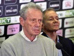 Maurizio Zamparini, 77 anni, ex proprietario del Palermo. Getty