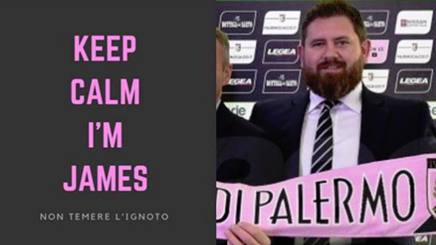 James Sheehan, nuovo socio del Palermo. Facebook