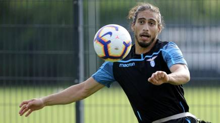 Martin Caceres, 31 anni. Getty Images