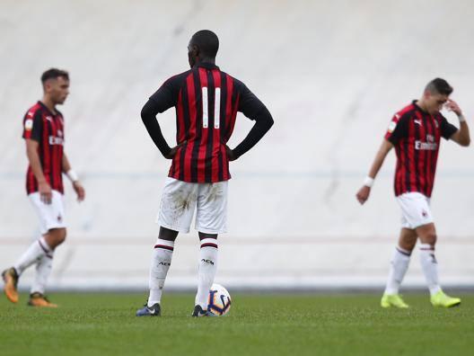 Maldini jr non basta al Milan 5° k.o. di fila, è penultimo