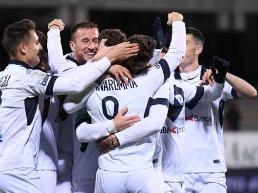 Donnarumma, tre gol da ex Il Brescia vola a Salerno: è 4°