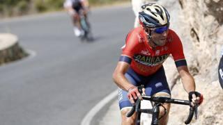 Vincenzo Nibali, 34 anni, vincitore dell'ultima Milano-Sanremo. Bettini