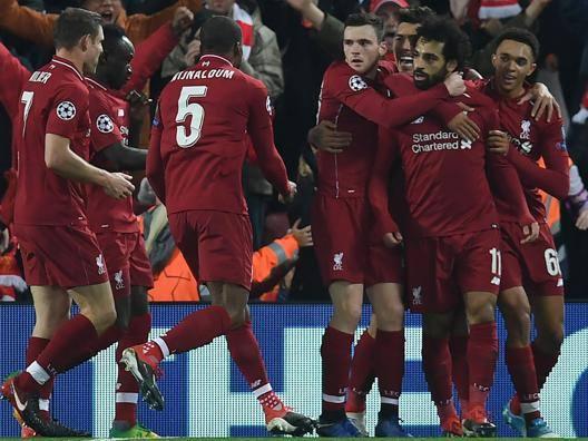 UCL, Liverpool-Napoli Il tabellino della gara