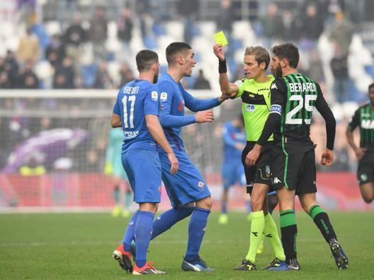 Cagliari e Viola: stangata! Inter, 15mila euro di multa