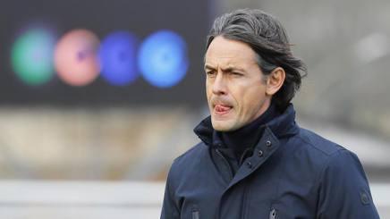 Filippo Inzaghi (45 anni). ANSA