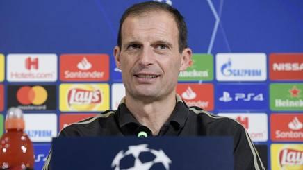 Massimiliano Allegri, tecnico della Juventus. Getty