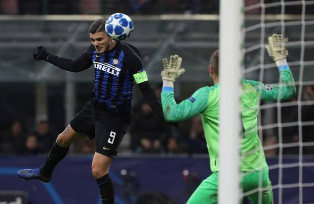 La rete di Icardi. Getty