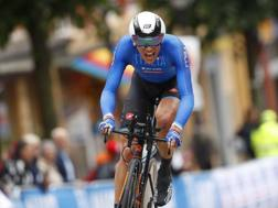 Samuele Manfredi, 18 anni. Bettini