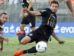Matteo Bruscagin, 29 anni, esterno del Venezia. LAPRESSE