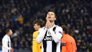 Cristiano Ronaldo, attaccante della Juventus. Ap