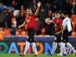 Juan Mata. Getty Images