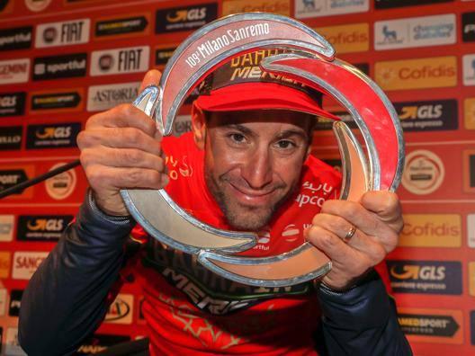 Vincenzo Nibali, 34 anni, vincitore di 2 Giri, 1 Tour, 1 Vuelta, 2 Giri di Lombardia, 2 Tirreno-Adriatico, 2 Tricolori. Bettini