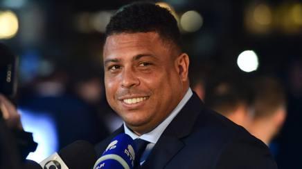 Ronaldo Luis Nazario de Lima. Afp