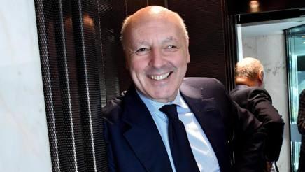 Giuseppe Marotta, nuovo amministratore delegato dell'Inter. Ansa