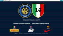Così il sito dell'Inter celebrava il titolo 2006 vinto a tavolino