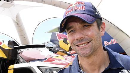 Sebastien Loeb, 44 anni. Afp
