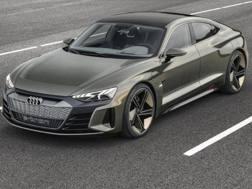 La nuova Audi e-tron GT