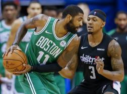 Kyrie Irving, 26 anni. Epa