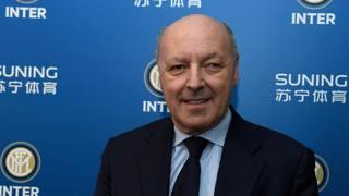 Giuseppe Marotta, 61 anni. Getty Images