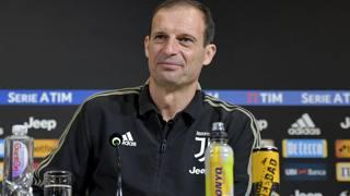 Massimiliano Allegri, allenatore della Juventus. Getty
