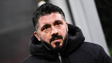 Gennaro Gattuso, allenatore del Milan. Getty